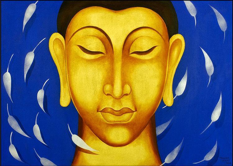 The Buddha - Jahar Dasgupta
