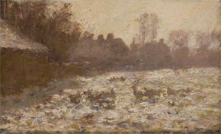 Winter, 1900 - James Charles