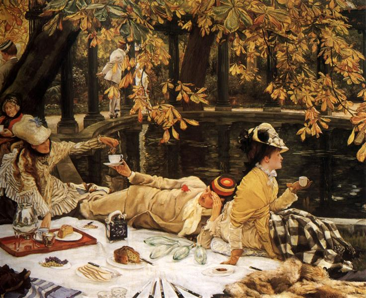 Holyday - James Tissot