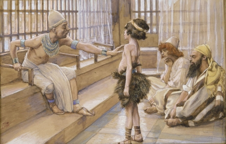 Joseph Sold Into Egypt, c.1896 - c.1902 - James Tissot