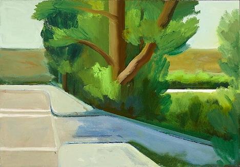 Street in Presidio, 1966 - James Weeks