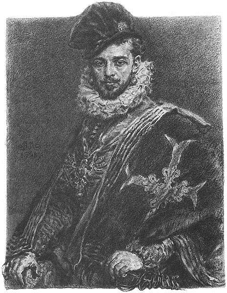 Henryk Walezy - Matejko Jan