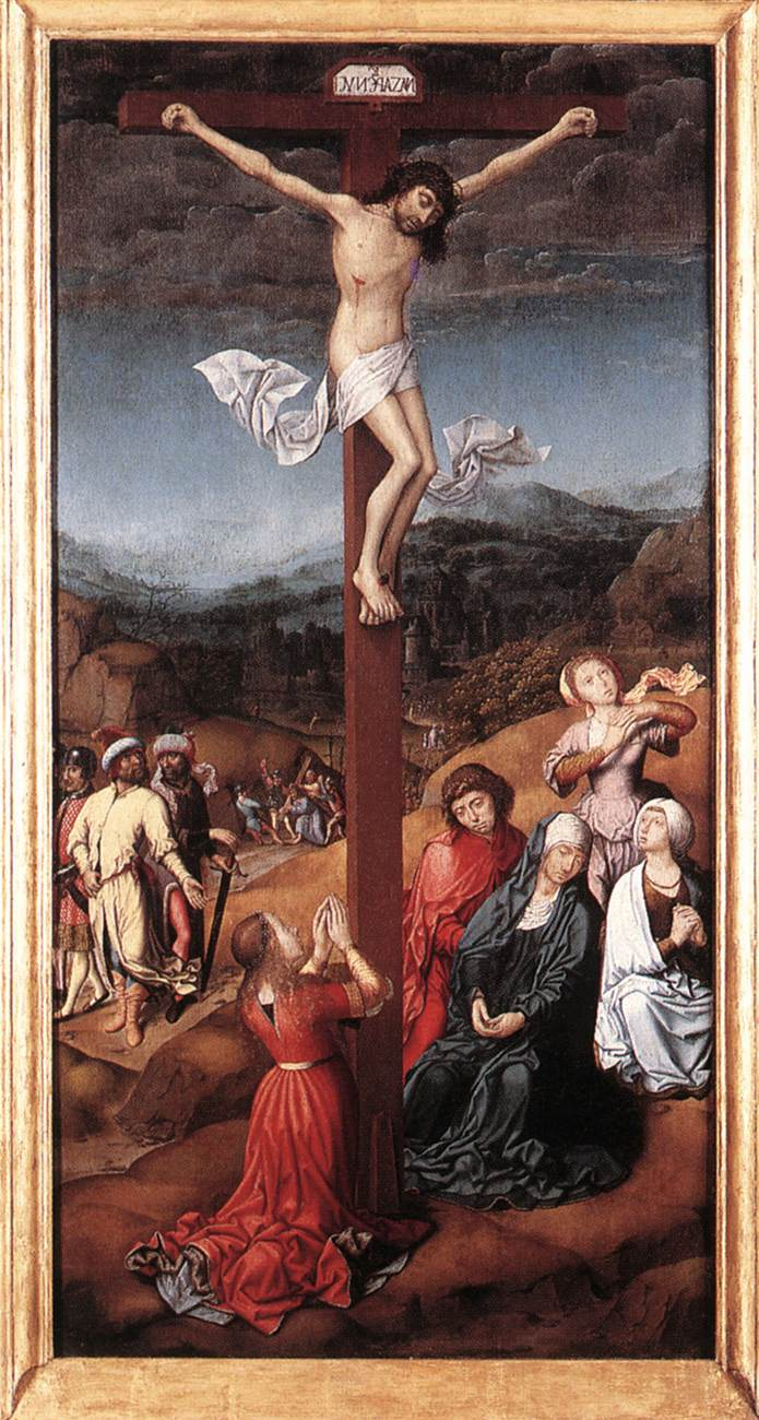 Crucifixion Paintings