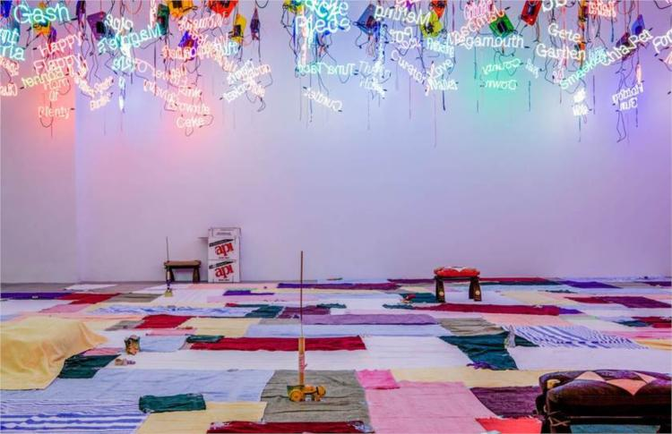 From My Madinah: In pursuit of my hermitage…, 2004 - Jason Rhoades