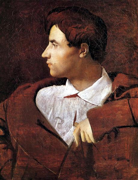 Jean Baptiste Desdeban, 1810 - Jean Auguste Dominique Ingres