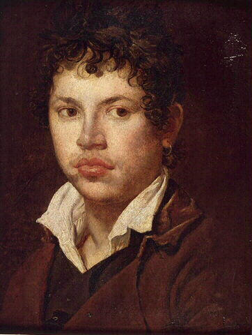 Portrait of a young man, 1804 - Jean Auguste Dominique Ingres