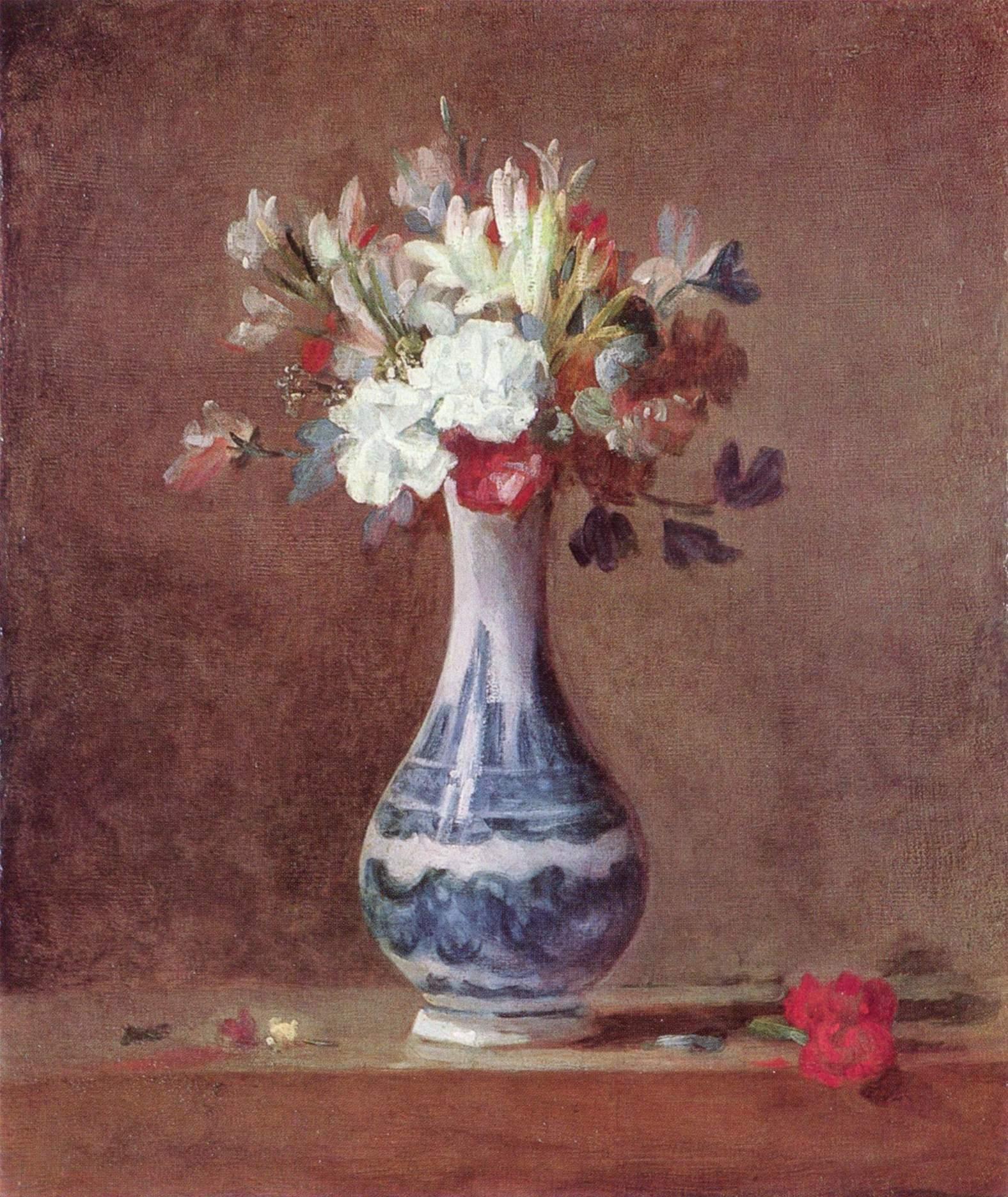 Still life flowers in a vase c1760 1763 jean baptiste still life flowers in a vase c1760 1763 jean reviewsmspy