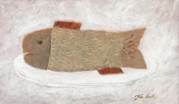 A Fish - Jean David