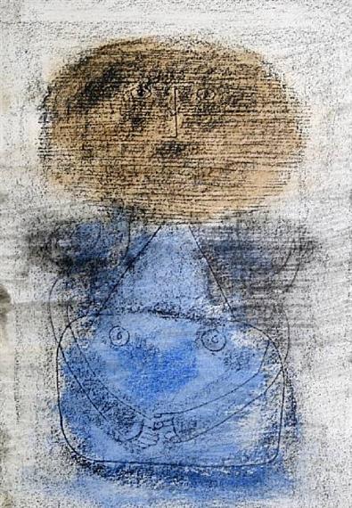 Standing Figure - Jean David