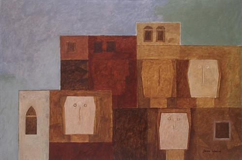 Urban landscape - Jean David