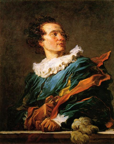 Jean Claude Richard,  Abbot of Saint Non, 1769 - Jean-Honore Fragonard