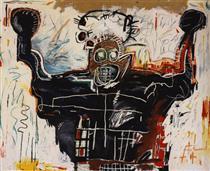 Boxer - Jean-Michel Basquiat