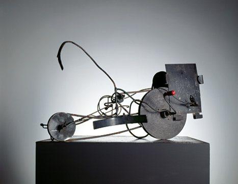 Méta-Matic No. 14, 1959 - Jean Tinguely