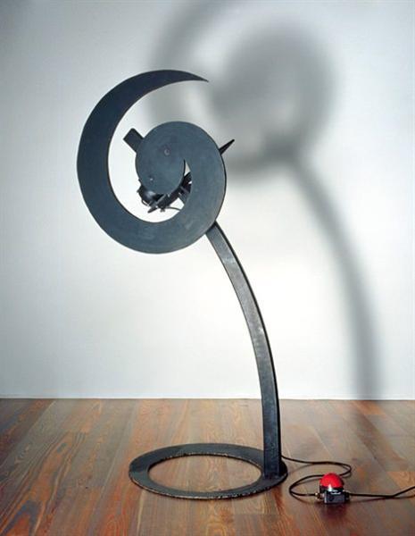 Spirale (Rörelse), 1965 - Jean Tinguely