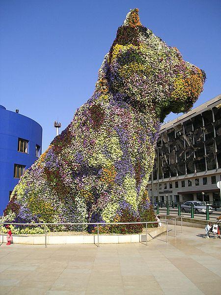 Puppy, 1992 - Jeff Koons