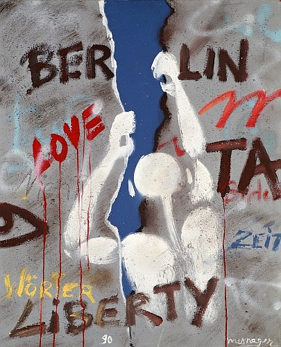 Berlin Liberty, 1990 - Jerome Mesnager