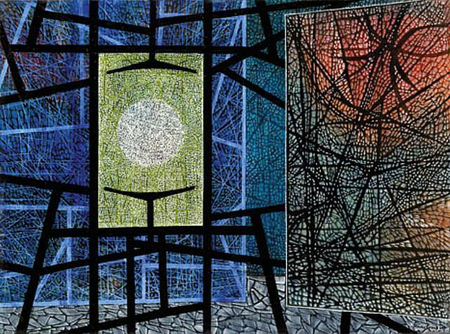 Equations, 1965 - Jimmy Ernst