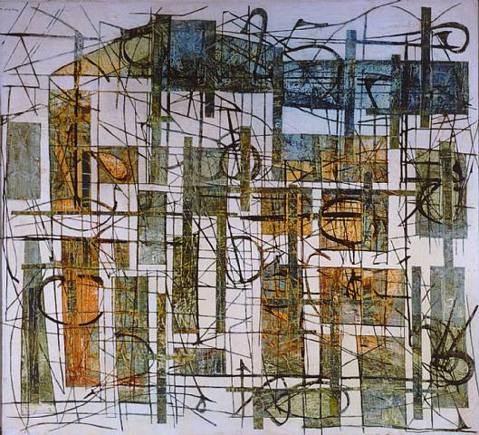 Lookscape, 1952 - Jimmy Ernst