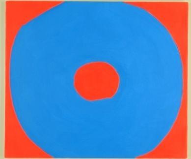 Circle, 1971 - Jiro Yoshihara