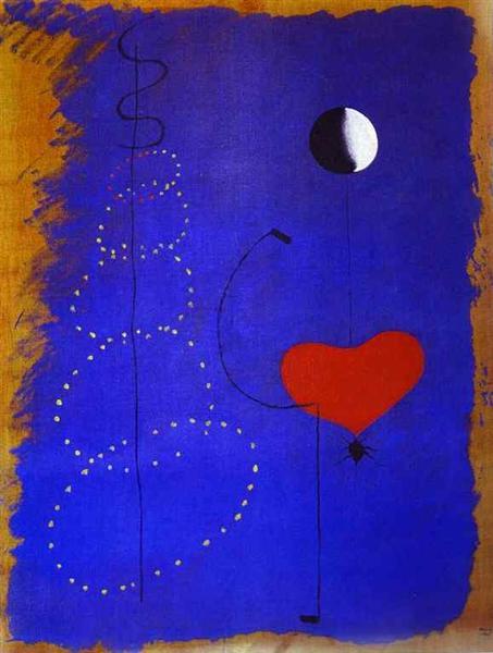 Dancer - Joan Miró
