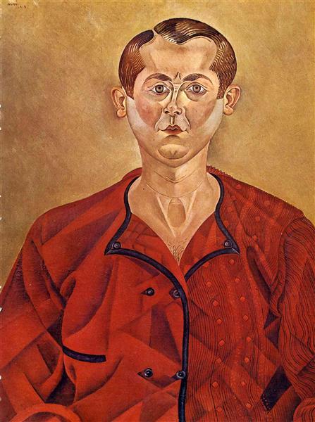 Self-Portrait, 1919 - Joan Miro
