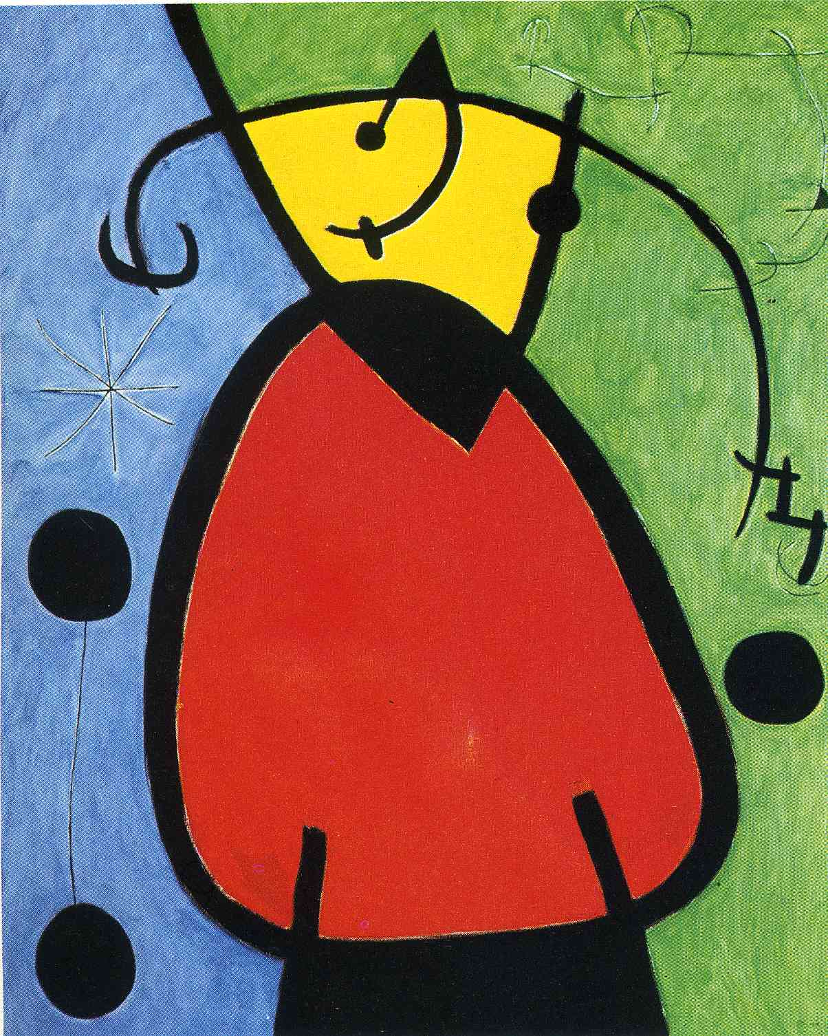 40 best images about Joan Miro on Pinterest | Azure, Births and ...