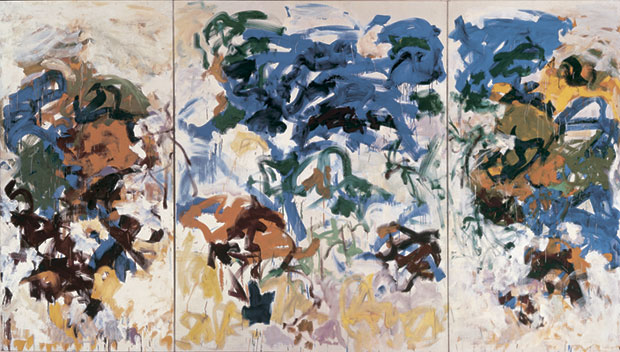 Bracket - Joan Mitchell