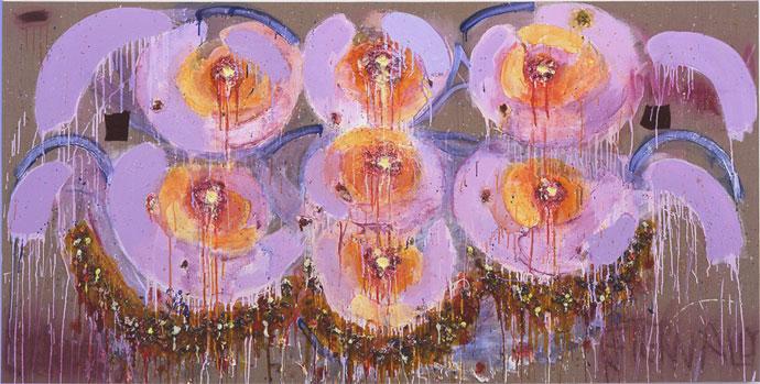 Perpetuo (Eternally) - Joan Snyder