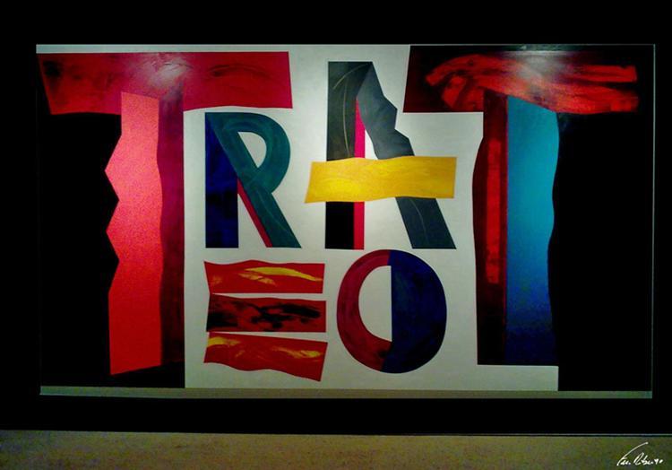 O Teatro, 2009 - Joao Vieira