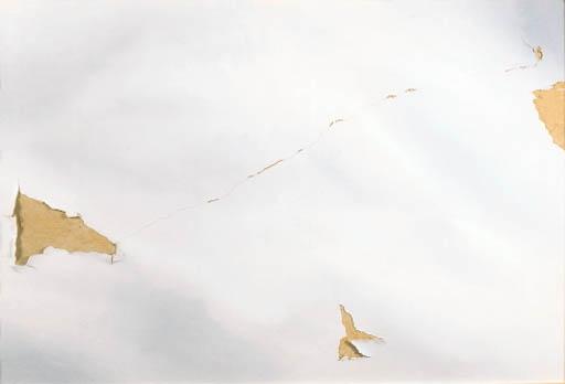 Untitled (Vandalism Series) - Joe Goode