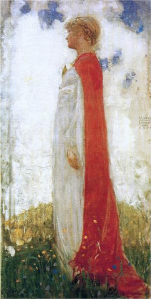 The Fairy Princess, 1904 - John Bauer