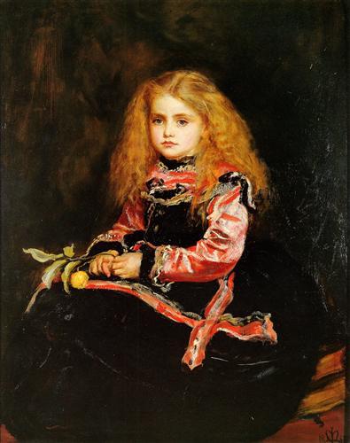 A Souvenir of Velazquez - John Everett Millais
