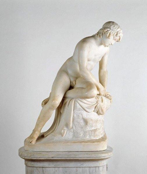 Narcissus - John Gibson