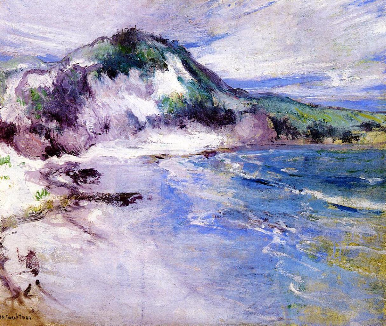 Beach at Squam, 1900