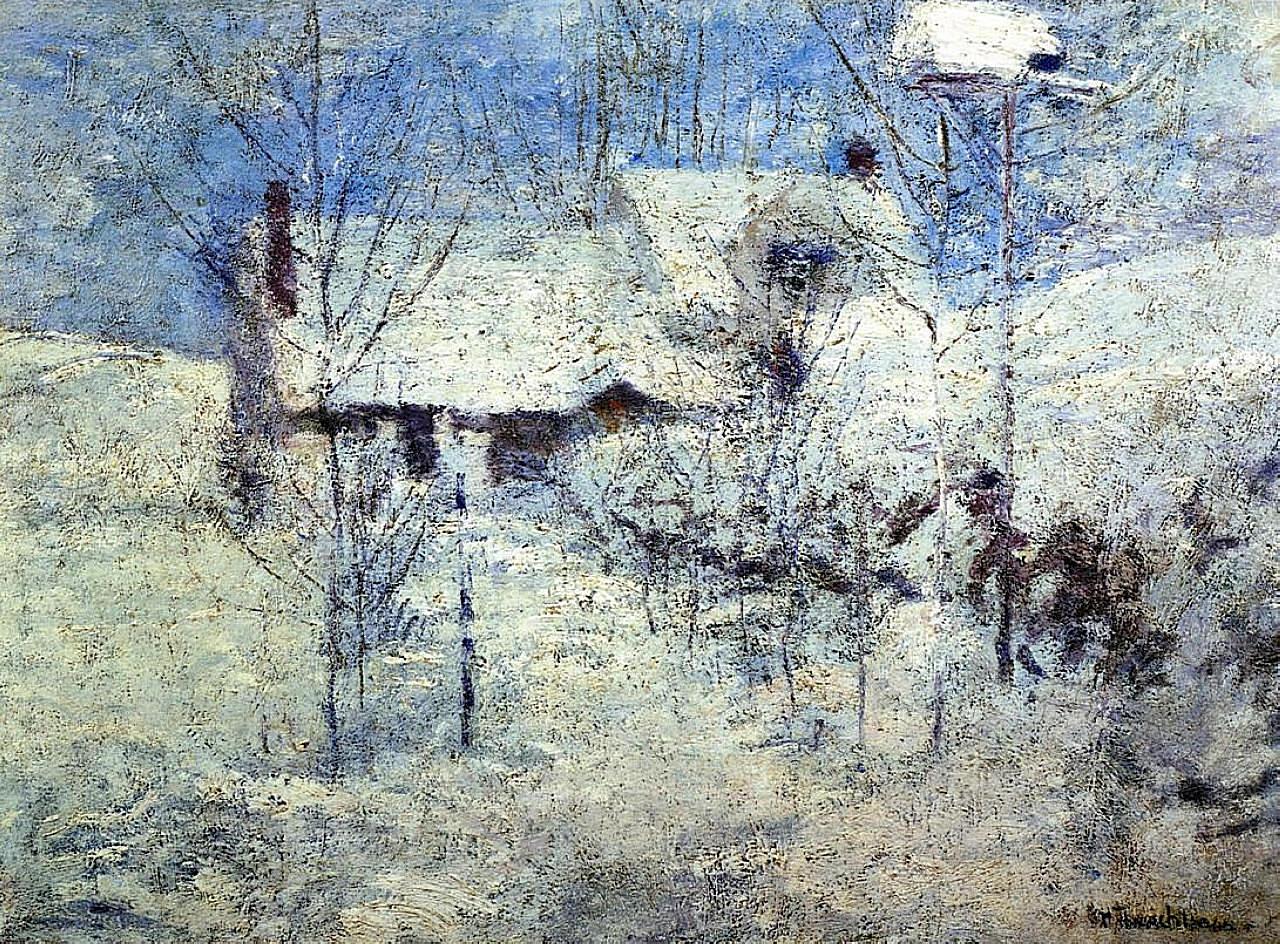 Snowbound, 1895-1900