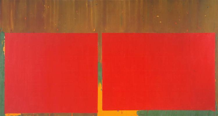 17. 3. 69 - John Hoyland