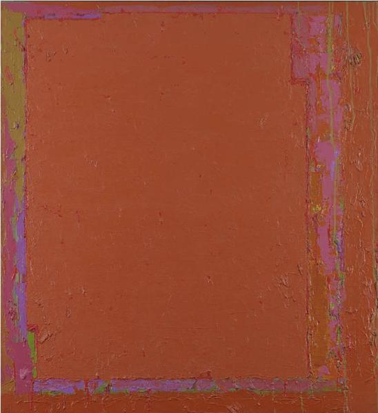 20.5.74, 1974 - John Hoyland