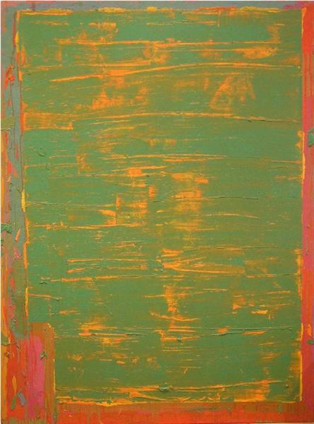 22.8.74, 1974 - John Hoyland