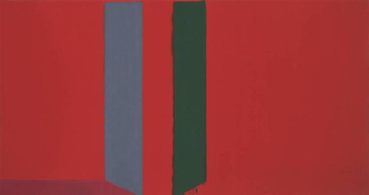 28.5.66, 1966 - John Hoyland