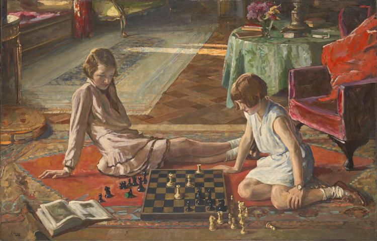 http://uploads5.wikipaintings.org/images/john-lavery/the-chess-players-1929.jpg!Large.jpg
