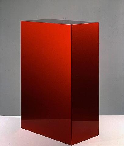 Sangre, 2001 - John McCracken