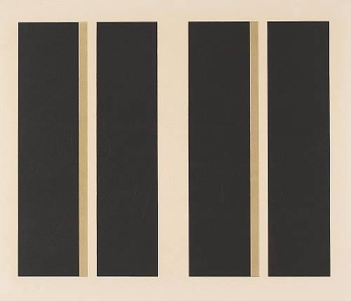 Untitled (Vertical Lines), 1963 - John McLaughlin