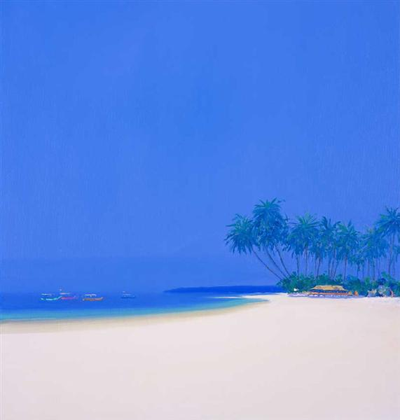 Coconut Beach - John Miller