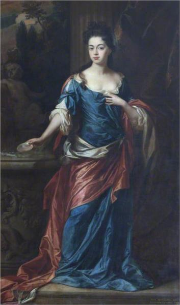 Dorothy Mason, Lady Brownlow, 1685 - John Riley