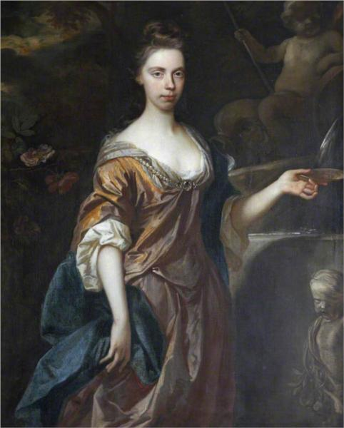 Mary Lake, 1690 - John Riley