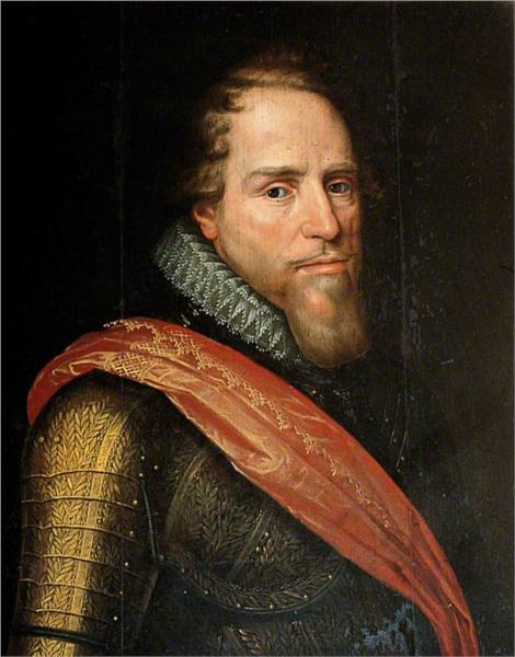 Prince Maurice of Nassau, Prince of Orange - John Riley