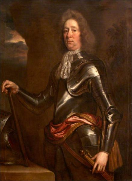 Sir John Carew - John Riley