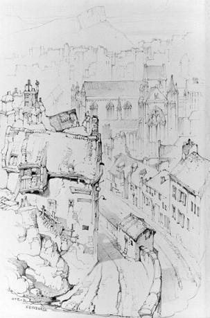 Lady Glenorchy's Chapel - John Ruskin