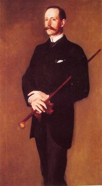 Brigadier Archibald Campbell Douglas, 1886 - John Singer Sargent