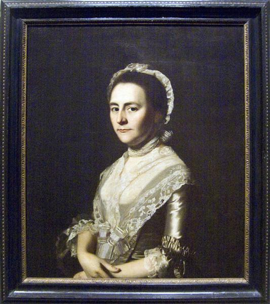 Elizabeth Goldthwaite (Mrs. Alexander Cumming), 1770 - John Singleton Copley